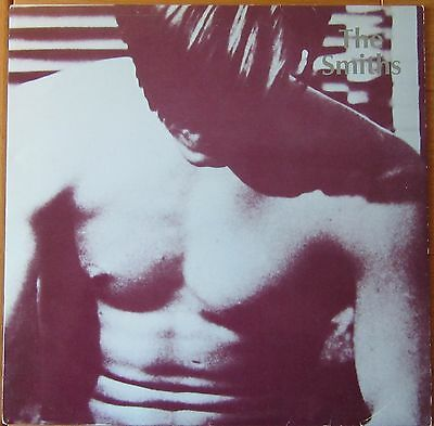 "The Smiths - The Smiths 12"" Vinyl Lp   1984 Original   Good Condition"