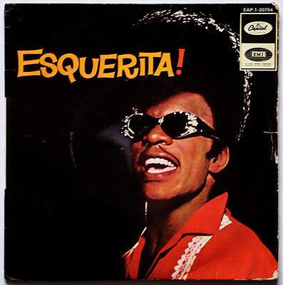 ESQUERITA French Ep Capitol 65 Hole in my heart