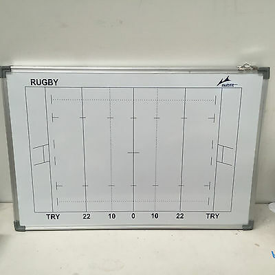 Rugby Coaches Board Large 90x60cm