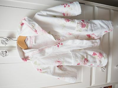 The Little White Comapny Dressing Gown