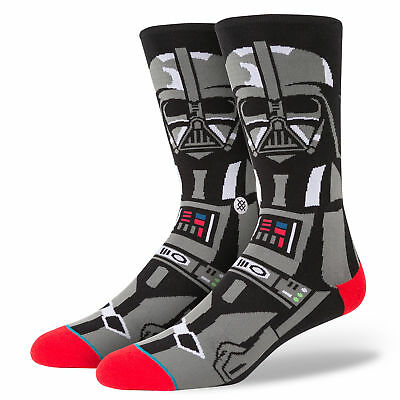 STANCE STAR WARS COLLECTION VADER Socks Brand New!!!! darth vader force awakens