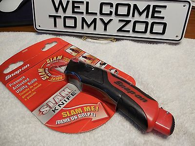 Snap On Knife Slam pressure activated utility knife NEW