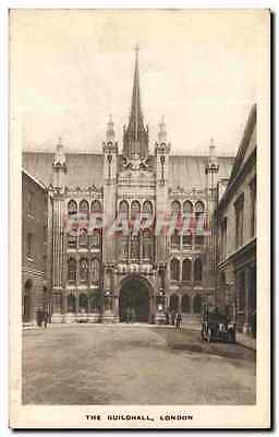 Angleterre - England - London - Londres - The Guildhall - CPA