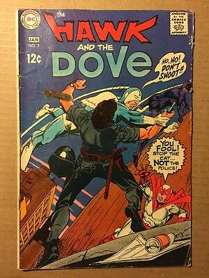 The Hawk And The Dove #3