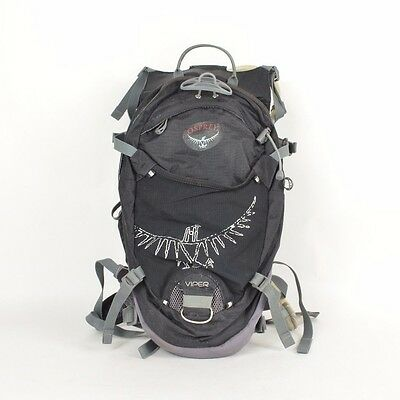 OSPREY Viper 10 Cycling Hydration Pack BACKPACK / Black