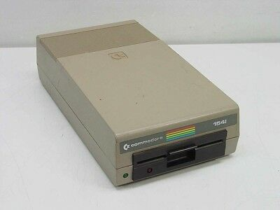 Commodore 64 external disc drive unit
