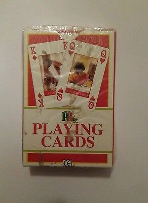 PG Tips playing cards - sealed