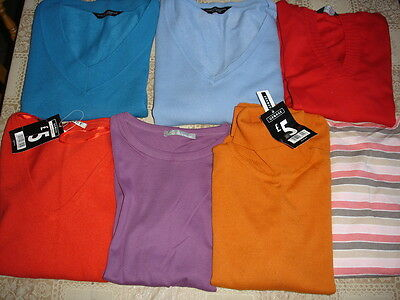 Wholesale Joblot Womens Jumpers Dorothy Perkins/ George/m&s New & Used