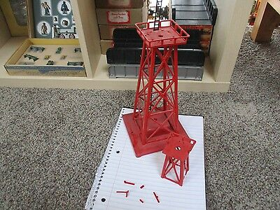 American Flyer 773 Oil well project  ()