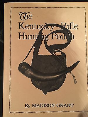 Kentucky Hunting Rifle pouch