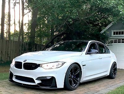 2015 BMW M3  2015 BMW M3 -- Pure Turbos Stage 2 + much more