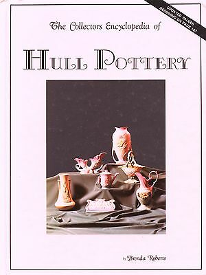 Antique Hull Pottery - Patterns Marks Values / Scarce Illustrated Book