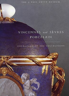 Antique French Vincennes Sevres Porcelain / In-Depth Illustrated Book
