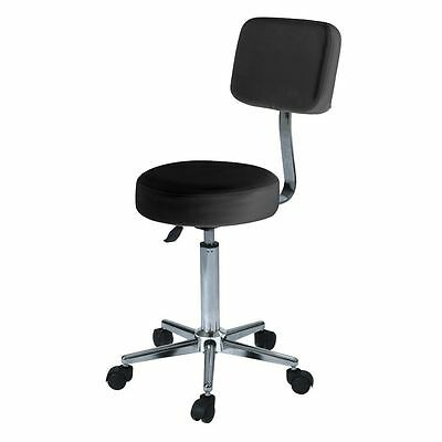 Salon Stool for Hairdressing Cutting Beauty Therapy Seat Chair Wheels Furniture