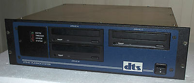 DTS - 6d  35MM THEATRE SOUND SYSTEM PROCESSOR! TOTALLY EXCELLENT USED CONDITION!