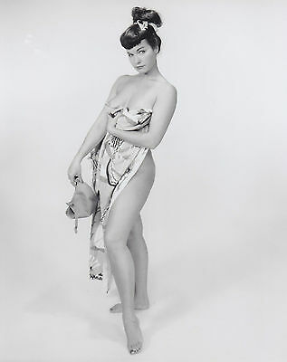 Bettie Page Classic Beauty 8x10 Sexy Photo #10 Pin up