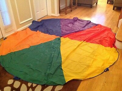 Lillian Vernon Parachute Occupational Therapy Large Motor Skills Early Childhood