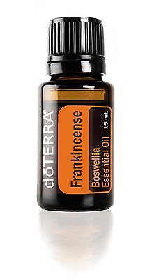 doTERRA Frankincense Essential Oil 5/15ml ~ Authentic, Sealed, Free Shipping