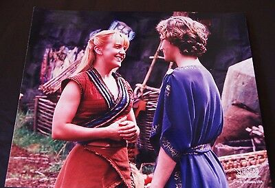 VERY RARE Official Xena 8x10 photo club March1998 #8 Renee O'Connor