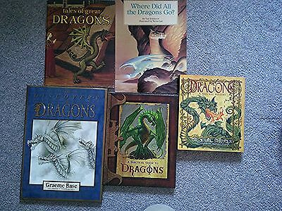 Dragon Books - Lot of 5