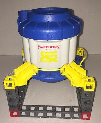 Rokenbok Accessories Water Tower Ball Sorter With Sign