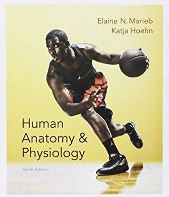 TEST BANK: Marieb, Human Anatomy & Physiology: 10th Edition ISBN: 9780134205601