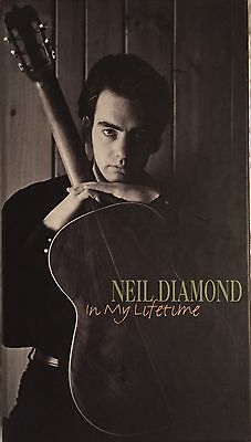 NEIL DIAMOND In My Lifetime - Three Compact Discs & 72 Page Color Book