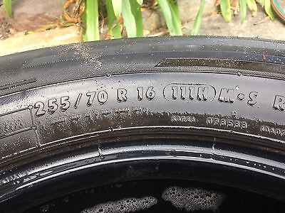 Continental Contrac 4x4 tyre 255/70/R16  111H