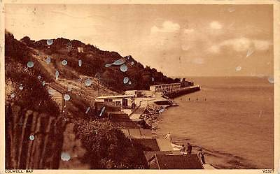 England Isle of Wight, Colwell Bay, Greetings 1955