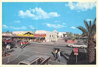 USA Brown Avenue, Old Scottsdale Arizona Vintage Cars Mexican Imports