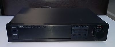 Yamaha C-60  Vorverstärker  Amplificateur Preamp international shipping