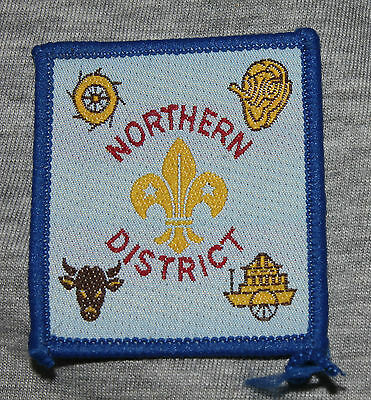 Scout Badge Northern District