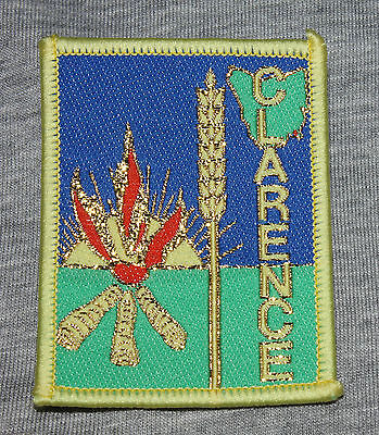 Scout Badge Clarence