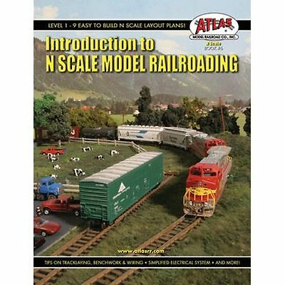 Atlas 6 Introduction to N-Scale Model Railroading - Level 1 Book 38 Pages