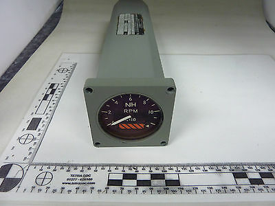 Ex RAF Panavia Tornado Engine Speed Indicator * WL511RSAMS2 * Great Condition *