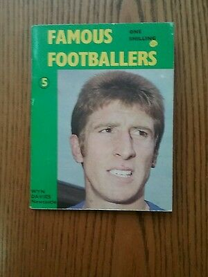 Vintage football books