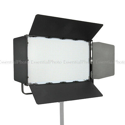 LED2016B Bi-Colour LED Panel with DMX Output Studio Video Light Film Photography