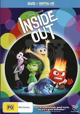 Digital code ONLY- SD- Inside Out