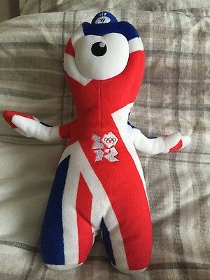 London 2012 Official Mascot