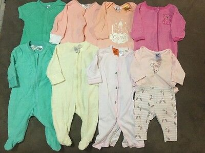 Baby Girls Onesies And Outfits Size 0-3 Months And Newborn Target Pumpkin Patch
