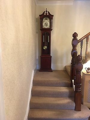 Grandmother Clock Reproduction Working