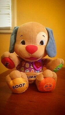 Fisher-Price Laugh And Learn Love To Play Puppy Favorite Songs And Games For Kid