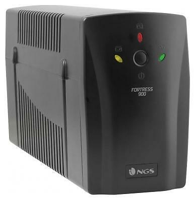 Sai  Ngs Fortress 900 Off Line 650Va / 390W