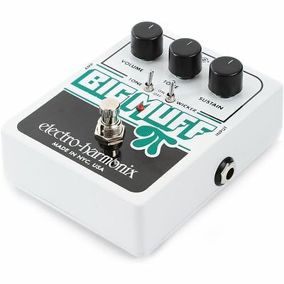 Electro Harmonix Big Muff Pi With Tone Wicker Distortion Sustainer Pedal