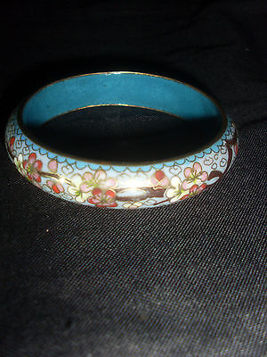 Chinese Cloisonne Bangle