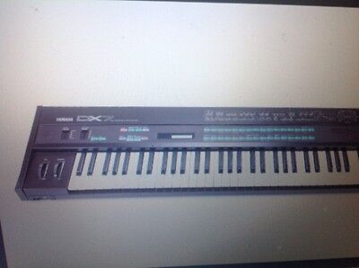 Yamaha DX 7 ( Need Attention) Sale AS IS...