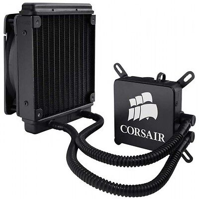 Corsair Cooling Hydro Series H60 High Performance CPU Cooler System LGA1155 LGA1