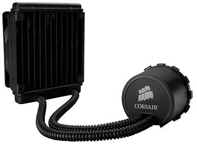 Corsair Cooling Hydro Series H50 High Performance CPU Cooler System LGA775 LGA13