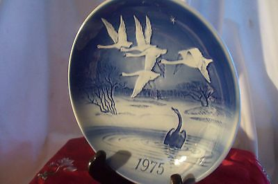 1975 The Ugly Duckling B&G Collector Plate