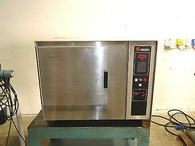 Groen combo digital oven steamer electric convection nice unit combi